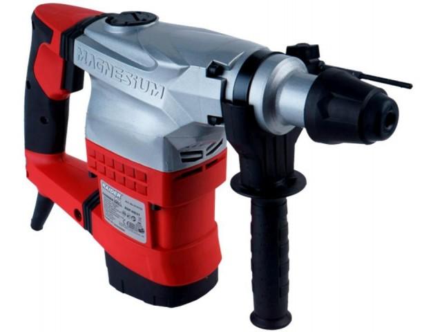 RAIDER 013112 - Къртач RAIDER Pro RDP-HD31, Мощност: 1100W, Захват: SDS-plus, Макс. диаметър на пробиване в бетон: Ø 30 mm