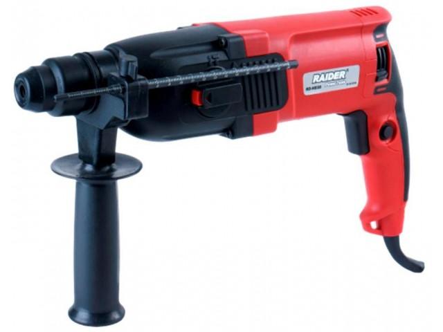 RAIDER 013126 - ПЕРФОРАТОР RD-HD38, 800W, 26mm
