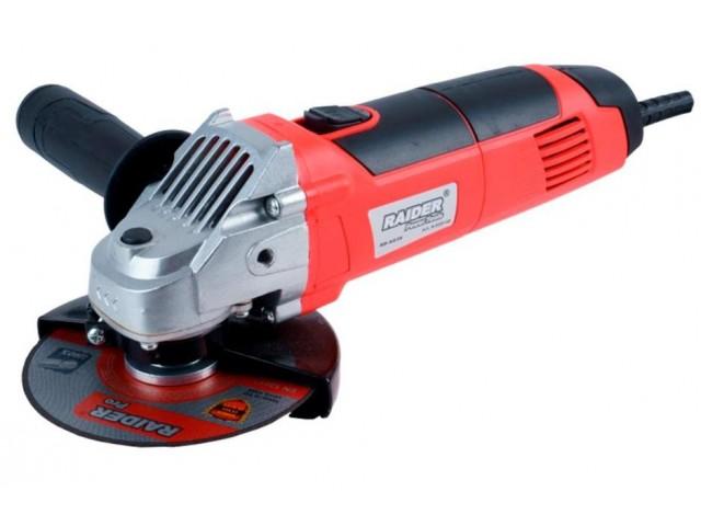 RAIDER 020138 - ЪГЛОШЛАЙФ 125mm  850W RD-AG36