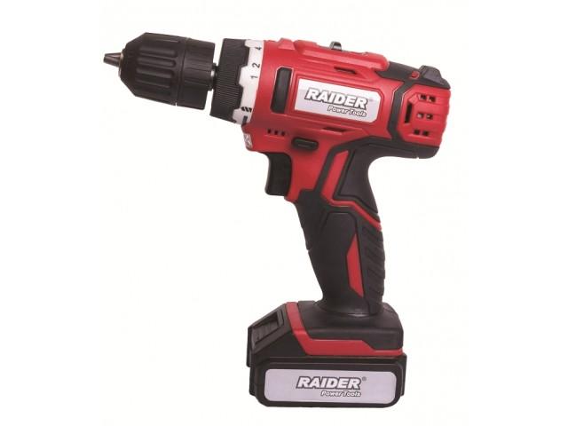 RAIDER 030203 - БОРМАШИНА АКУМУЛАТОРНА RD-CDL15, 12V