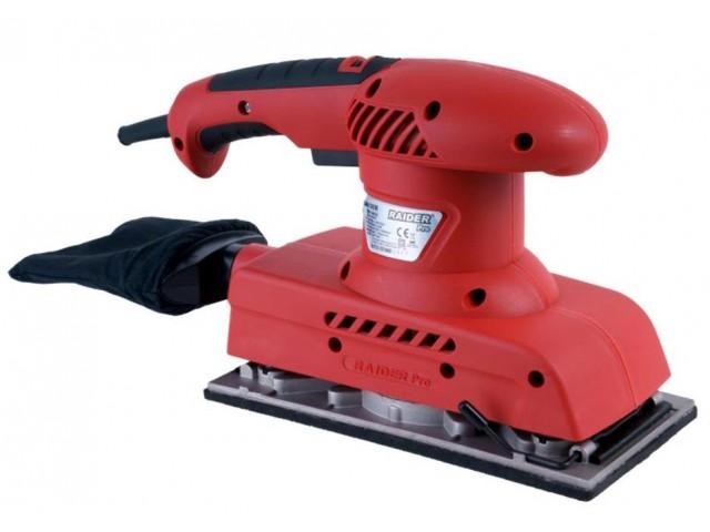 RAIDER 040402 - ВИБРОШЛАЙФ RDP-SA23, 320W 115х230mm
