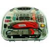 RAIDER 044104 - ШЛИФОВАЛКА ПРАВА С ЖИЛО, 210 АКСЕСОАРА, RD-MG06D, 135 W