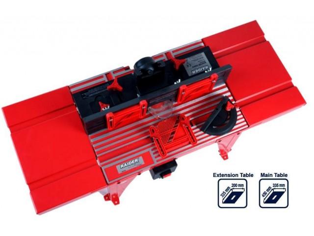 RAIDER 059907 - МАСА ЗА ОБЕРФРЕЗА RD-RT01