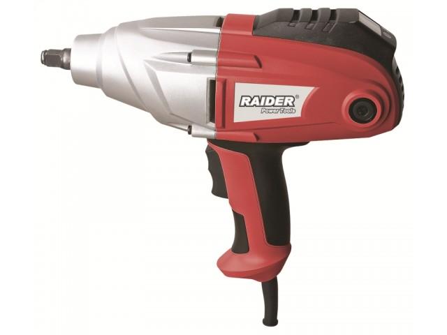 RAIDER 073204 - ГАЙКОВЕРТ УДАРЕН 1200W, RD-EIW05