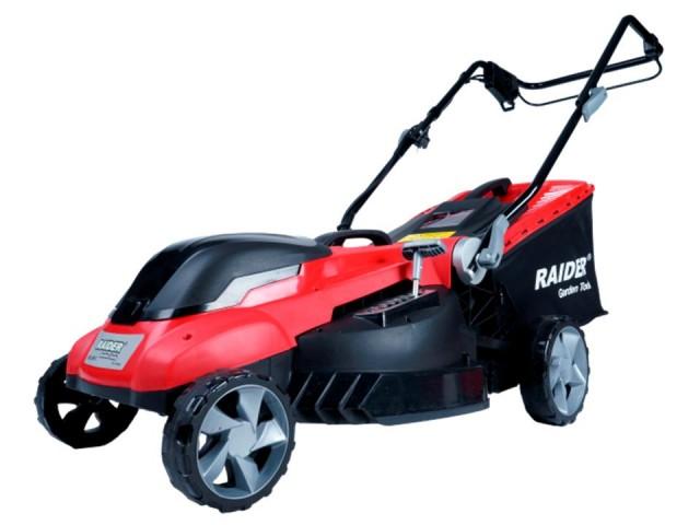 RAIDER 075308 - КОСАЧКА 1800W 420mm 50L RD-LM12
