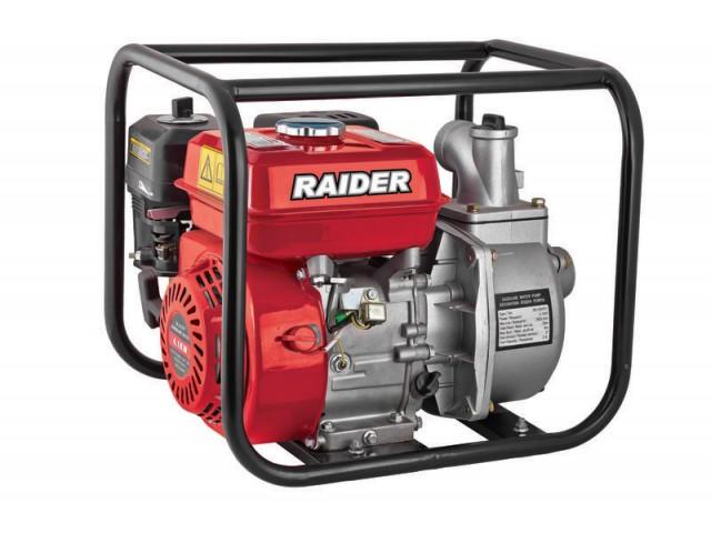 "RAIDER 079906 - ПОМПА ВОДНА БЕНЗИНОВА 4.10kW 2"" RD-GWP01"