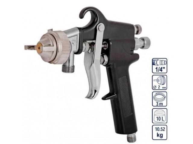 RAIDER 089915 - ПИСТОЛЕТ ЗА БОЯ С КАЗАНЧЕ И МАРКУЧ, 10L, ø2mm, RD-PT02