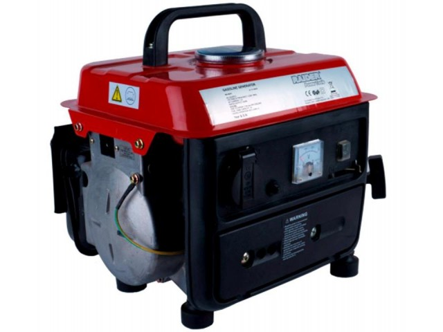 RAIDER 129930 - СИНХРОНЕН ГЕНЕРАТОР ЗАТОК 0.65kW, RD-GG01, бензинов, двутактов, 650 W