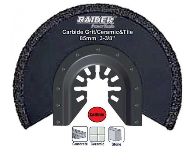RAIDER 155606 - НОЖ ЗА МНОГОФУНКЦИОНАЛЕН ИНСТРУМЕНТ ЗА ФУГИ, Carbide