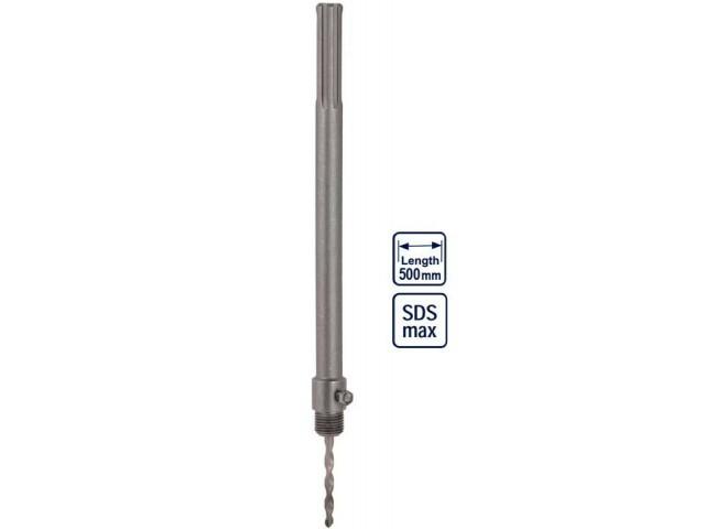 RAIDER 157802 - ВОДАЧ SDS-max 500mm, ЗА БОРКОРОНА