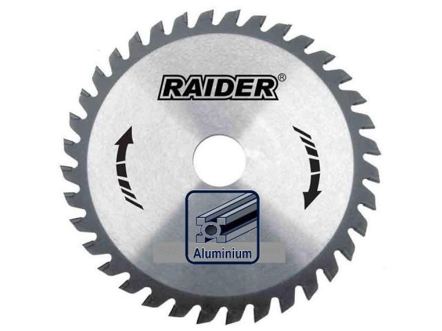 RAIDER 163118 - ДИСК ЗА ЦИРКУЛЯР 255х100Тх25.4mm ЗА АЛУМИНИЙ