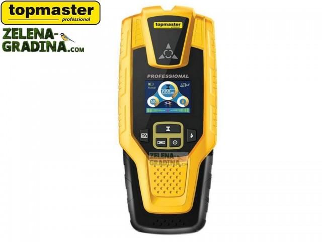 TOPMASTER 261401 - Цифров детектор за кабели и метали