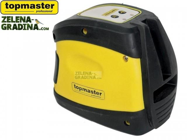 TOPMASTER 261402 - Линеен лазерен нивелир