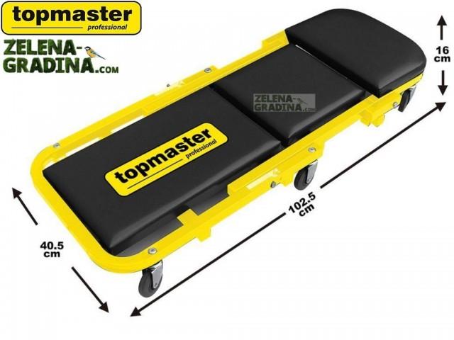 TOPMASTER 348000 - Авто лежанка и стол